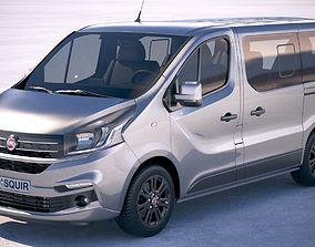 Fiat Talento Passenger 2018 3D
