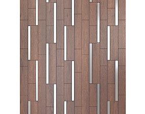 3D Decor wood Panel 27