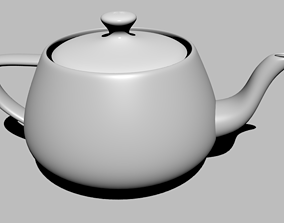 3D model Teapot