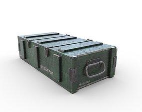 Ammo Crate - 04 3D asset