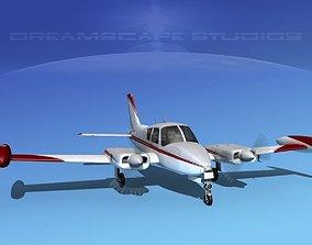 Cessna 310 V10 3D