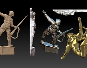 asker 3D print model