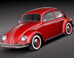 Volkswagen Beetle 1980 3D