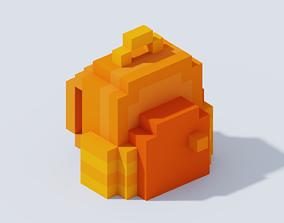 3D model Voxel Backpack