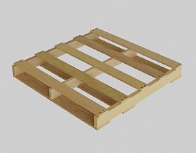 PalleteWoodenNew 3D asset