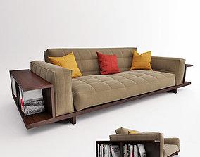 Flexform sofa 3D