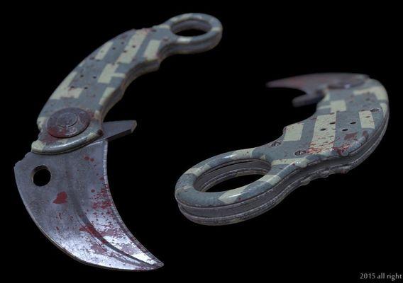 karambit knife