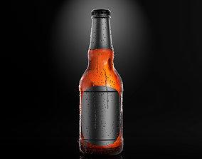 Studio Beer Bottles 3D model