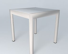 End Table Antalya Gray houses the world 3D model
