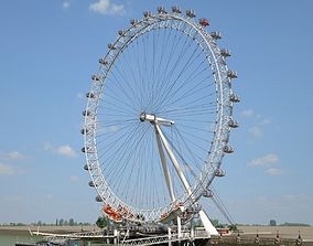 London Eye 3D model