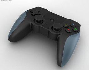 Horipad Ultimate Wireless Game Controller 3D model
