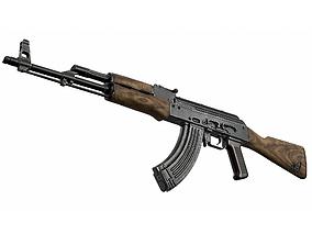 AK - AKM 3D model
