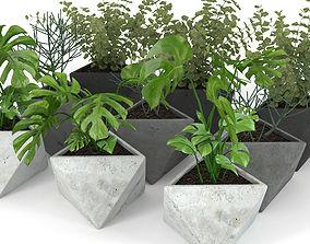 3D Concrete Plant 02