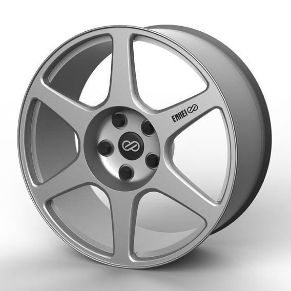 Enkei Evo 8 Wheel - Emir Çaklı