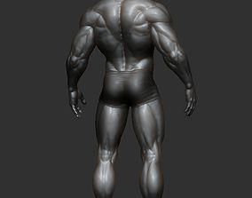 Male model 3D print