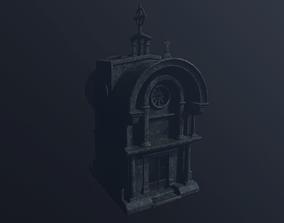 3D asset Crypt 10