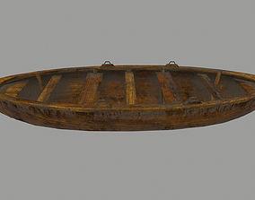 boat 3 3D asset