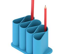 PENCIL BOX office 3D print model