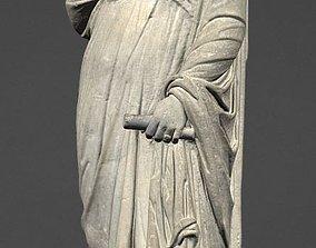 Statue of Julian the Apostate 3D print model