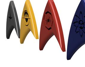 Star Trek Command 3D print model