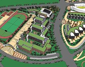 Region-City-School 35 3D