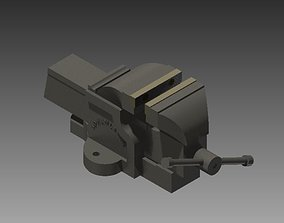 3D Vise and Animation