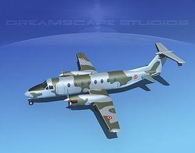 3D model Beechcraft C-12J Huron EAF