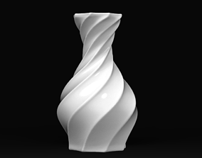 3D print model Twisted Vase STL for