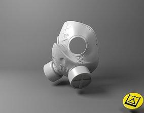 3D print model Roadhog mask - Overwatch game