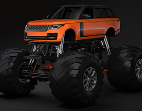 Monster Truck Range Rover SVAutobiography Dynamic 3D