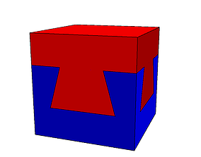 Impossible Dovetail Alternative 3D printable model