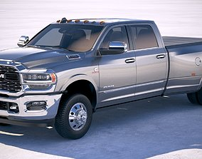 Dodge Ram 3500 HD 2019 3D model