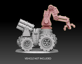 3D printable model Panzer Buggy Autoloader or Crusher 1