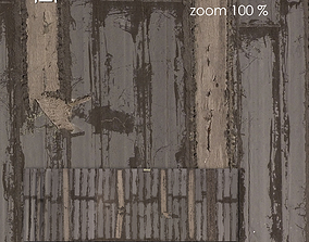 architectural 3D model Aerial texture 100