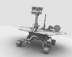 3D model Mars Rover - Spirit
