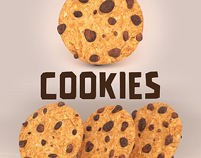 3D asset Cookies