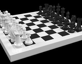 3D game Chess