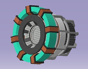 ARC reactor 3D print model