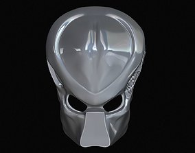 3D print model Predator City Hunter Mask