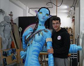 Figure Avatar Neytiri 3D printable model