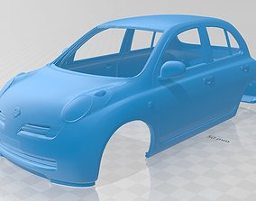 1-32 Nissan Micra Printable Body Car