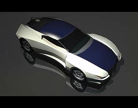 3D model Car prototype