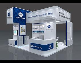 Exhibition - Area -6X6-3DMAX2011-07