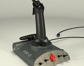 3D model Saitek AV8R joystick