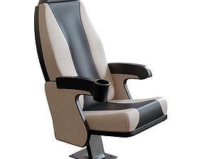 3D Cinema Chair 01