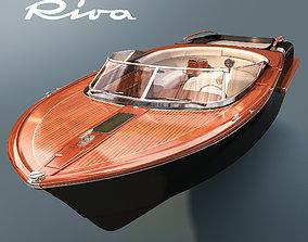 3D model Riva Aquariva Super