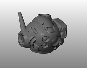 3D printable model CHIBI-TECH SD - WRAITH II-b CORE