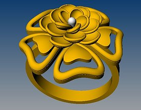 3D printable model Ring Ledies