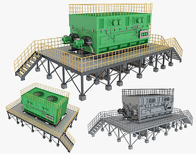 Machinery Part 2 3D