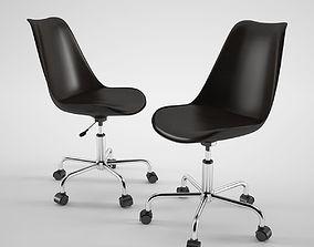 Habitat Ginnie Office Chair 3D model